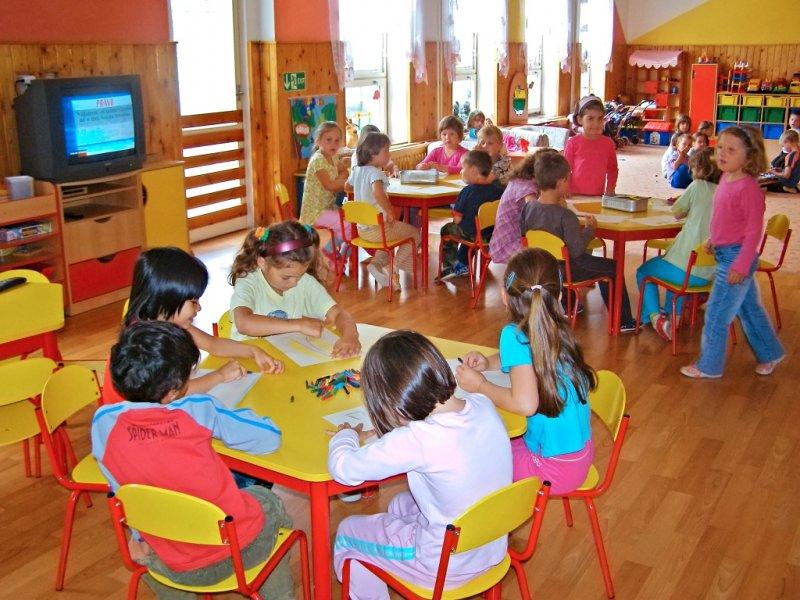 Uzavření mateřské školy o prázdninách