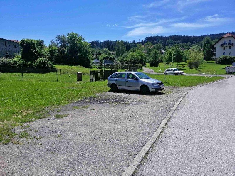 Na sídlišti vzniká nové parkoviště