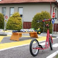 Znovuotevření dopravního hřiště