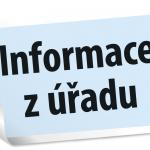 Informace z úřadu