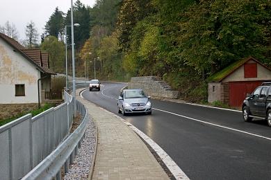 Uzavírka silnice Větrná - Branná - prodloužení