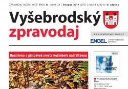 Ilustračni fotografie k časopisu Vyšebrodský zpravodaj 11/2017